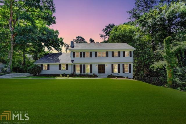 1757 North Springs Dr, Dunwoody, GA 30338 (MLS #8626248) :: Bonds Realty Group Keller Williams Realty - Atlanta Partners