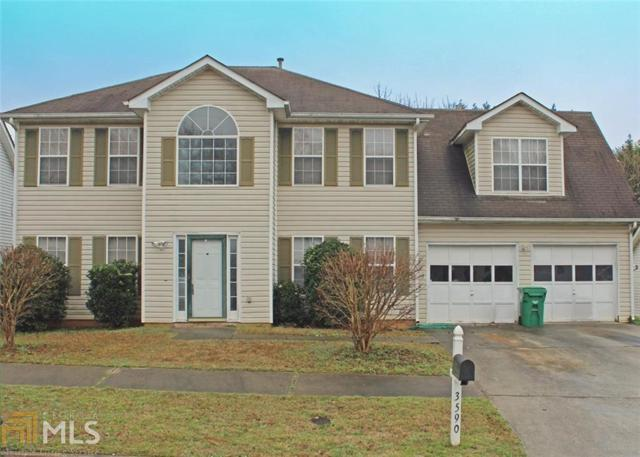 3590 Salem Glen Rd, Lithonia, GA 30038 (MLS #8626276) :: Bonds Realty Group Keller Williams Realty - Atlanta Partners