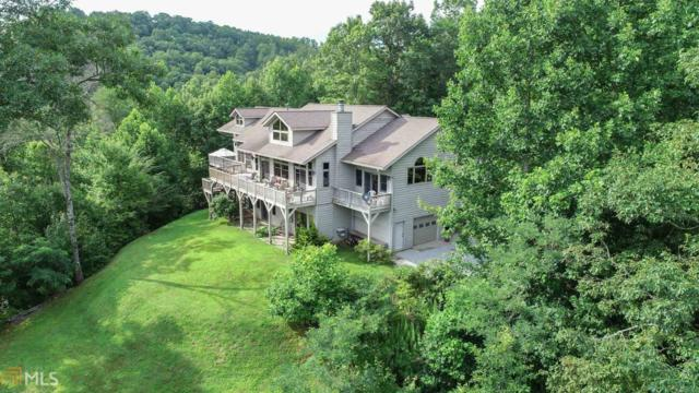 675 Falls Road, Scaly Mountain, NC 28775 (MLS #8626282) :: Buffington Real Estate Group