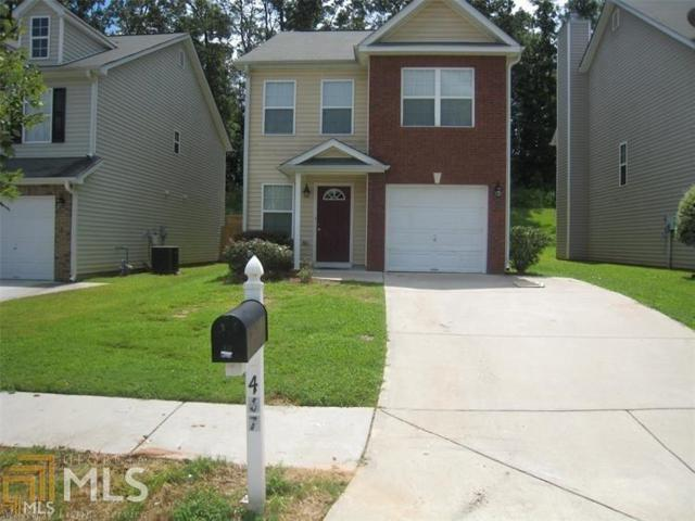 467 Thistle, Atlanta, GA 30349 (MLS #8626375) :: Buffington Real Estate Group
