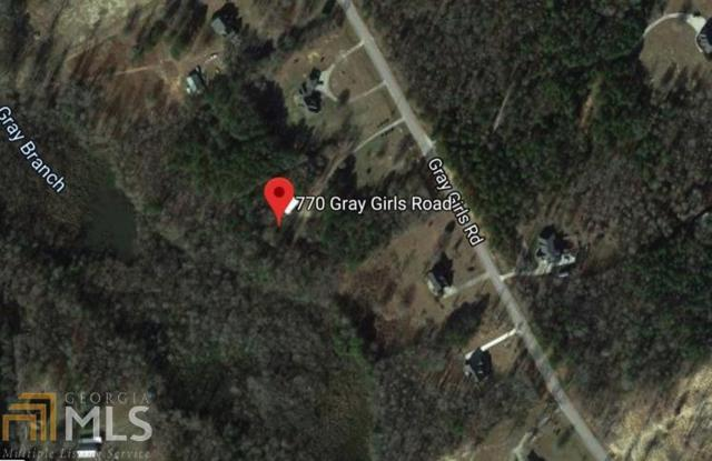 770 Gray Girls Rd., Senoia, GA 30276 (MLS #8626409) :: Rettro Group
