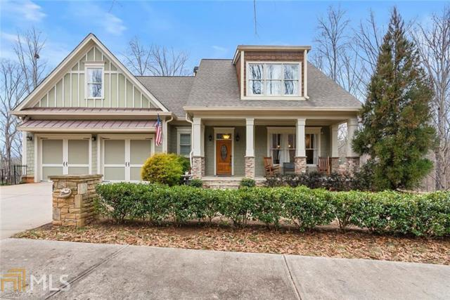 6005 Grand Marina Cir, Gainesville, GA 30506 (MLS #8626529) :: Team Cozart