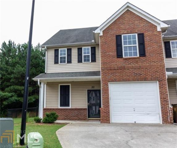 30 Eagle Glen Drive Ne, Cartersville, GA 30121 (MLS #8626579) :: Bonds Realty Group Keller Williams Realty - Atlanta Partners