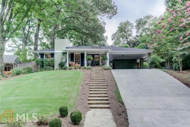 1563 Walthall Ct, Atlanta, GA 30318 (MLS #8626630) :: Bonds Realty Group Keller Williams Realty - Atlanta Partners