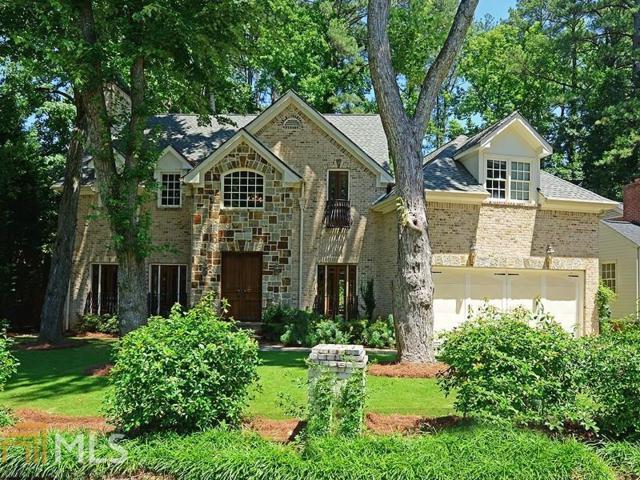 3335 Mathieson Dr, Atlanta, GA 30305 (MLS #8626972) :: Bonds Realty Group Keller Williams Realty - Atlanta Partners