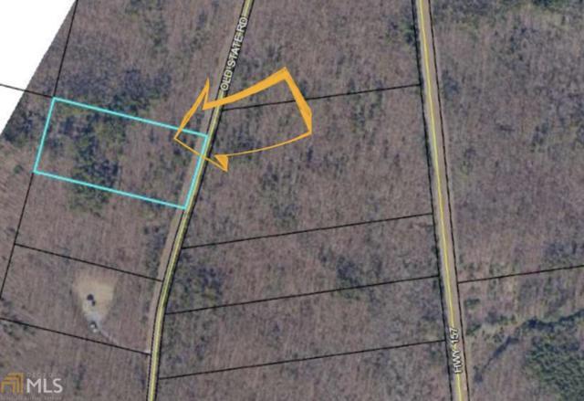 0 Highway Old 157, Menlo, GA 30731 (MLS #8627699) :: RE/MAX Eagle Creek Realty