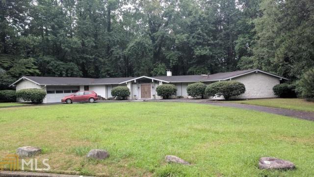 1005 Clementstone Dr, Sandy Springs, GA 30342 (MLS #8627712) :: The Heyl Group at Keller Williams