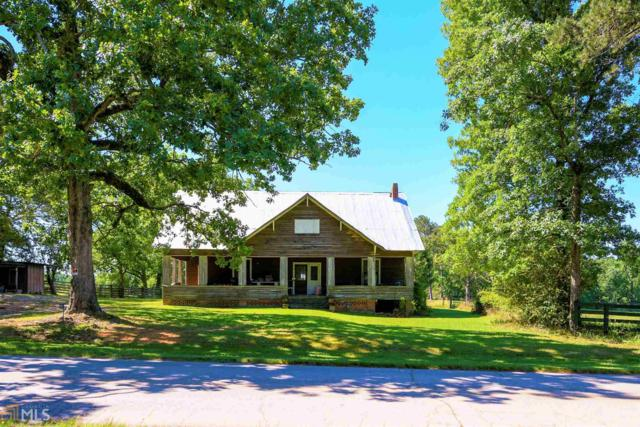 0 E Peachtree Ave 190 Acres, Woodville, GA 30669 (MLS #8627804) :: The Heyl Group at Keller Williams