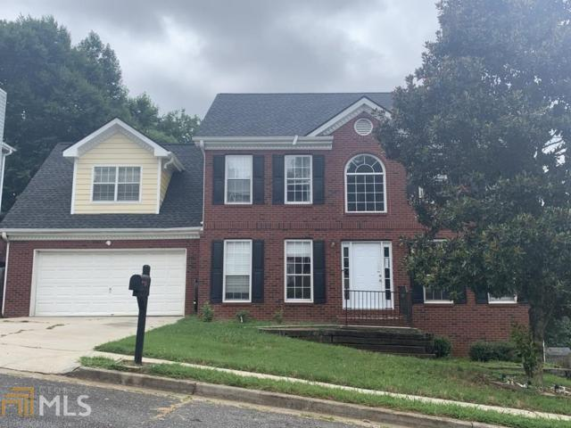 1580 Ox Bridge Court, Lawrenceville, GA 30043 (MLS #8627825) :: The Stadler Group