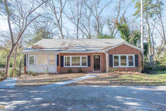 444 Corbin Ave, Macon, GA 31204 (MLS #8627956) :: Bonds Realty Group Keller Williams Realty - Atlanta Partners