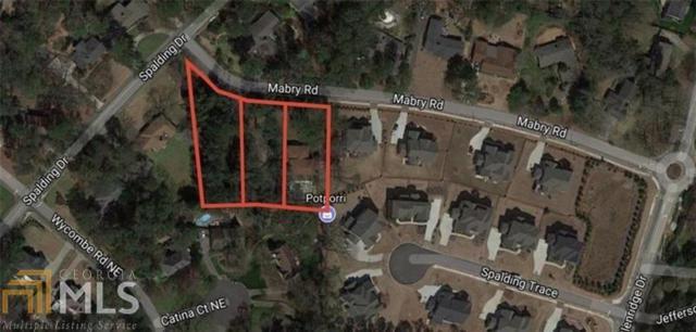 591 Mabry Rd, Sandy Springs, GA 30328 (MLS #8630792) :: Bonds Realty Group Keller Williams Realty - Atlanta Partners