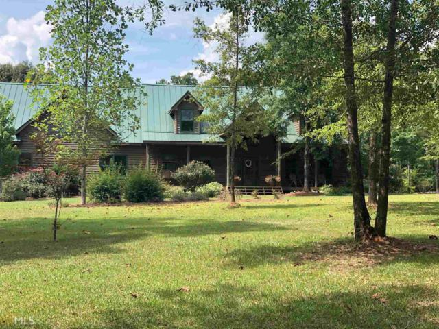 1964 Old Richland Church, Jeffersonville, GA 31044 (MLS #8630835) :: The Durham Team