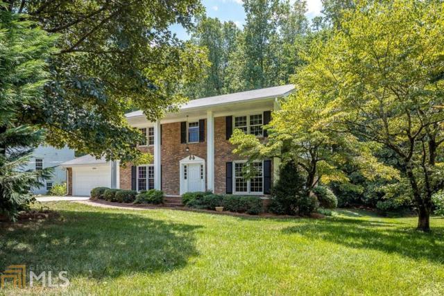 5144 Mount Vernon Way, Atlanta, GA 30338 (MLS #8631131) :: The Heyl Group at Keller Williams