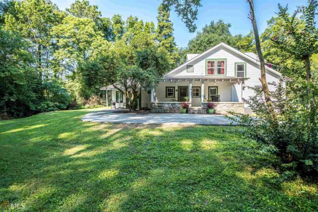 1447 Old Rome Dalton Rd, Calhoun, GA 30701 (MLS #8631296) :: Bonds Realty Group Keller Williams Realty - Atlanta Partners