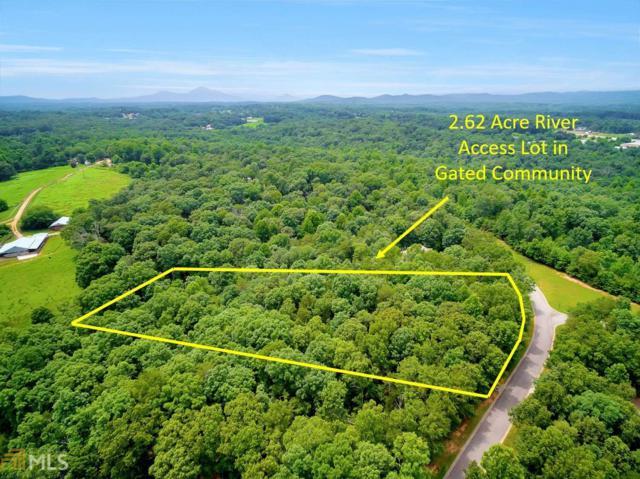0 Shoals Ridge Rd #23, Clarkesville, GA 30523 (MLS #8632150) :: Bonds Realty Group Keller Williams Realty - Atlanta Partners