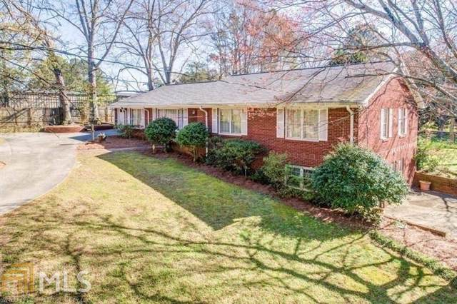 2635 Old Concord Rd, Smyrna, GA 30082 (MLS #8632853) :: Buffington Real Estate Group