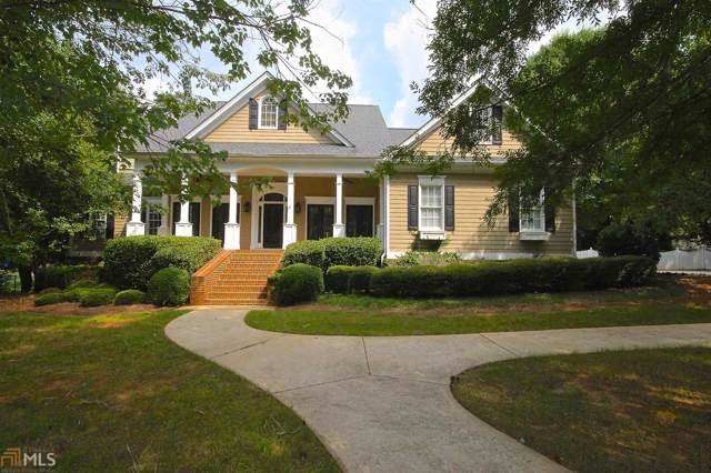 250 Old Ivy, Fayetteville, GA 30215 (MLS #8634039) :: Military Realty