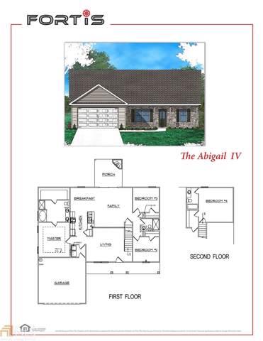 510 Knollwood #106, Griffin, GA 30224 (MLS #8634164) :: Rettro Group