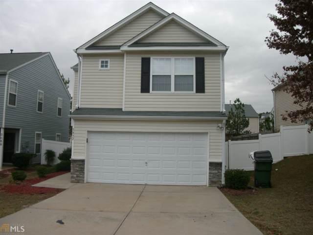 3457 Carriage Chase Rd, Atlanta, GA 30349 (MLS #8634415) :: The Heyl Group at Keller Williams
