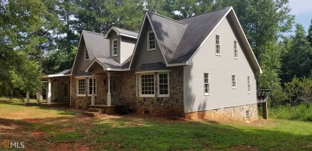 708 Jackson Rd, Franklin, GA 30217 (MLS #8634437) :: The Heyl Group at Keller Williams
