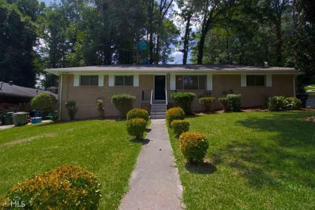 2537 Bonnybrook Dr, Atlanta, GA 30311 (MLS #8634789) :: Buffington Real Estate Group