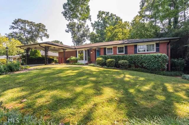 221 Chelsea Cir, Decatur, GA 30030 (MLS #8634861) :: Buffington Real Estate Group