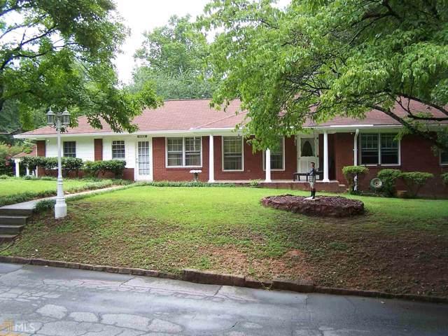3233 Forrest Hills Dr #8, Hapeville, GA 30354 (MLS #8634949) :: Team Cozart