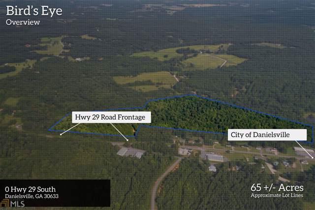 0 Highway 29 S, Danielsville, GA 30633 (MLS #8635282) :: Bonds Realty Group Keller Williams Realty - Atlanta Partners