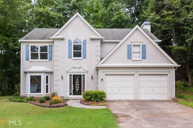 2911 Masonwood Dr, Kennesaw, GA 30152 (MLS #8636325) :: Buffington Real Estate Group
