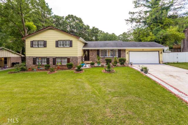 1677 Oxford Dr, Morrow, GA 30260 (MLS #8636561) :: Crown Realty Group