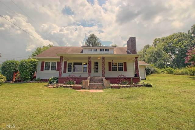 77 Laurel Branch Rd, Hayesville, NC 28904 (MLS #8636775) :: The Heyl Group at Keller Williams