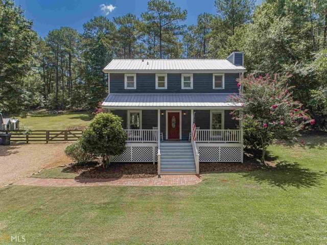 1521 Parks Mill Dr, Greensboro, GA 30642 (MLS #8636981) :: Bonds Realty Group Keller Williams Realty - Atlanta Partners