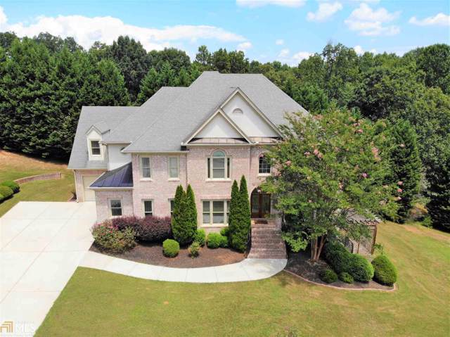 945 Chateau Forest Rd, Hoschton, GA 30548 (MLS #8637660) :: Buffington Real Estate Group