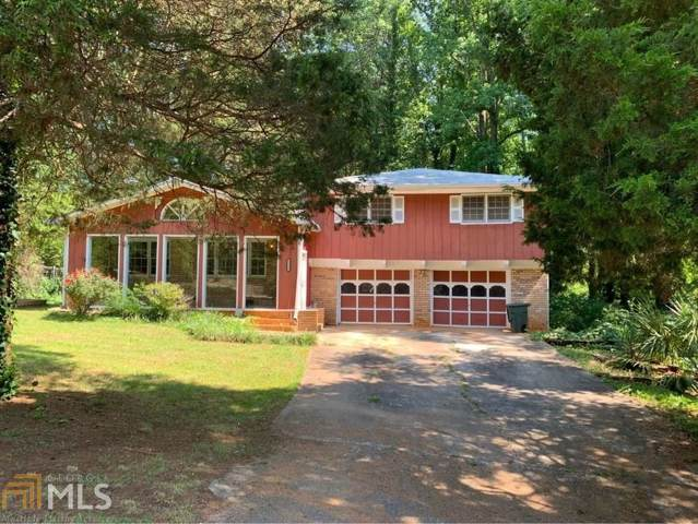 5158 Rock Eagle Dr, Stone Mountain, GA 30083 (MLS #8637716) :: The Realty Queen Team