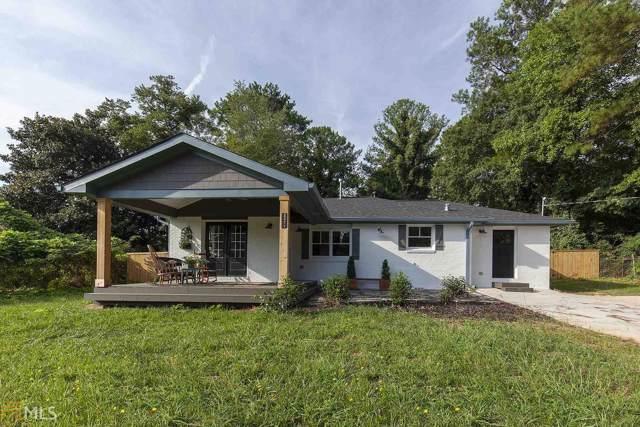2271 Marion Cir, Decatur, GA 30032 (MLS #8638032) :: Military Realty