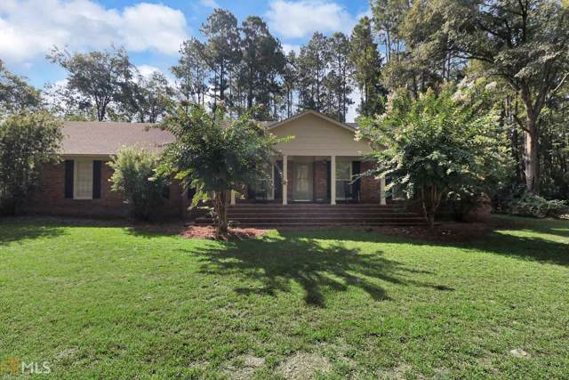 123 Lakewood Dr, Statesboro, GA 30458 (MLS #8638277) :: Rettro Group
