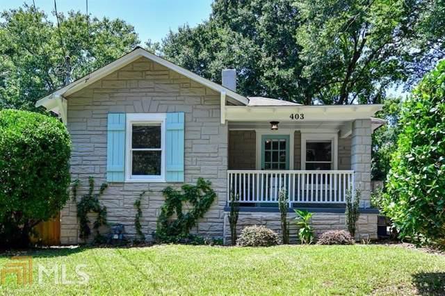 403 Blake Ave, Atlanta, GA 30316 (MLS #8638553) :: Buffington Real Estate Group