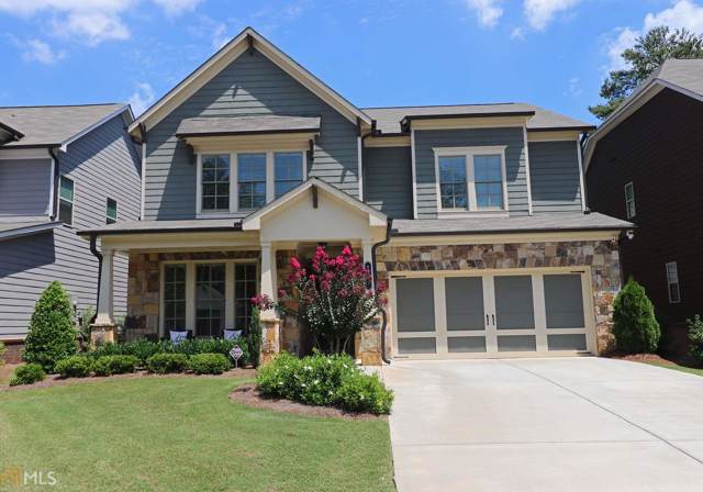 143 Still Pine Bend, Smyrna, GA 30082 (MLS #8638555) :: Rettro Group