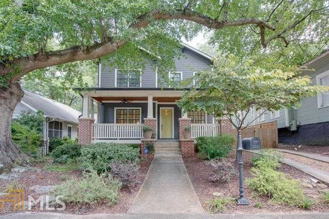 299 Candler St, Atlanta, GA 30307 (MLS #8638646) :: The Heyl Group at Keller Williams