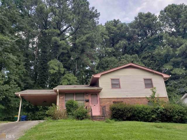 943 Cone Rd, Forest Park, GA 30297 (MLS #8638649) :: Bonds Realty Group Keller Williams Realty - Atlanta Partners