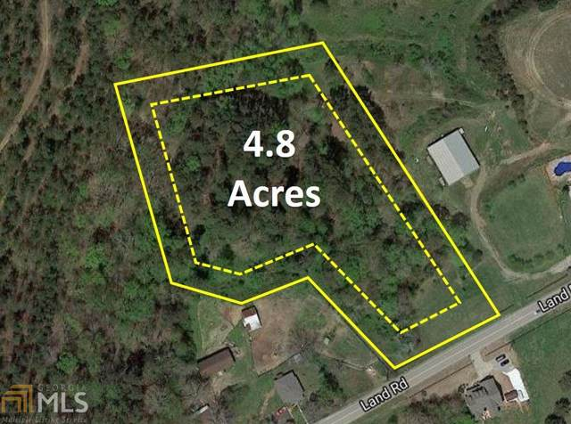 4205 Land Rd 4.8 Acres, Ball Ground, GA 30107 (MLS #8639058) :: The Heyl Group at Keller Williams