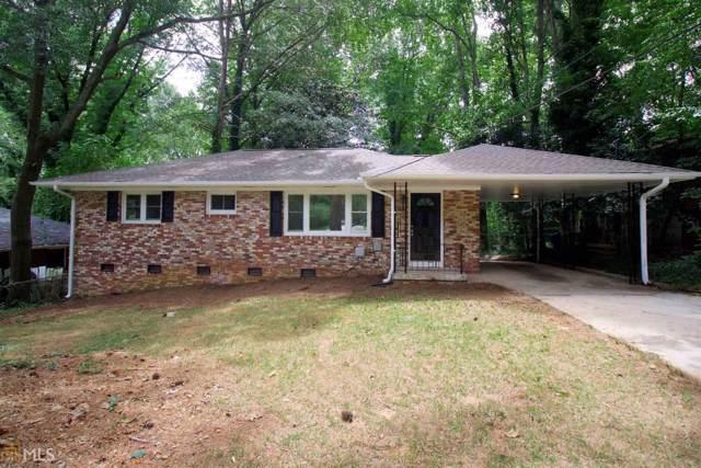 2748 Bonnybrook Dr, Atlanta, GA 30311 (MLS #8639167) :: Buffington Real Estate Group
