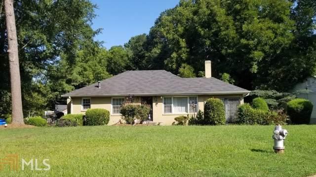 1709 Fairway Hill Dr, Atlanta, GA 30317 (MLS #8639757) :: Military Realty