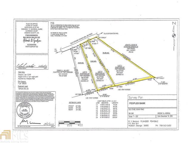 0 Stagecoach Rd, Greensboro, GA 30642 (MLS #8639903) :: Bonds Realty Group Keller Williams Realty - Atlanta Partners
