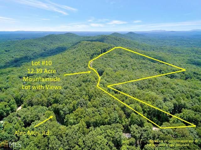 10 Alec Mountain Rd, Clarkesville, GA 30523 (MLS #8639971) :: Bonds Realty Group Keller Williams Realty - Atlanta Partners