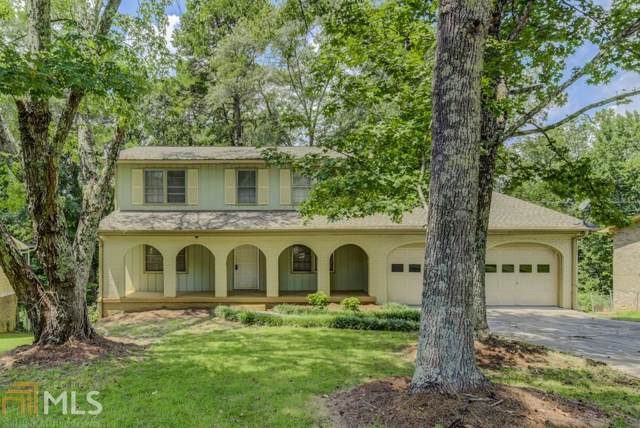 515 Rue Montaigne, Stone Mountain, GA 30083 (MLS #8640035) :: RE/MAX Eagle Creek Realty
