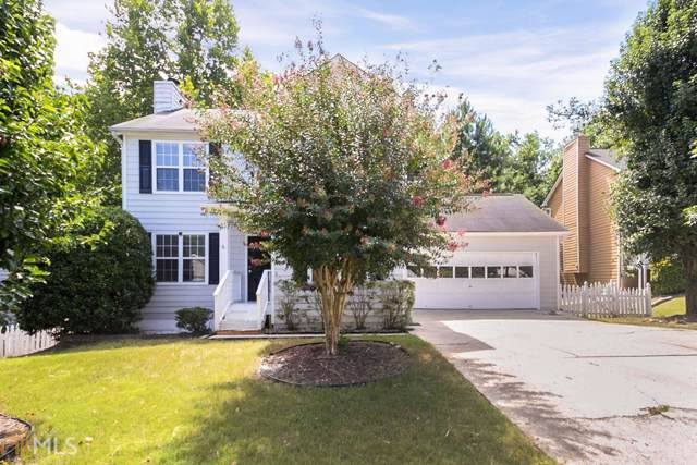 695 Riverside Walk, Sugar Hill, GA 30518 (MLS #8640241) :: Bonds Realty Group Keller Williams Realty - Atlanta Partners