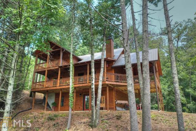 41 Hannah Ct, Ellijay, GA 30540 (MLS #8640558) :: Team Cozart