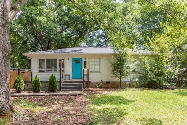 1866 Iona Dr, Atlanta, GA 30316 (MLS #8640625) :: Buffington Real Estate Group