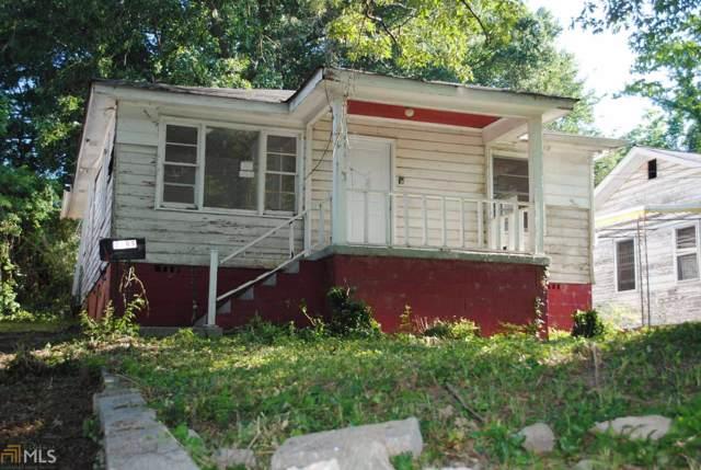 2199 Wingate St, Atlanta, GA 30310 (MLS #8640764) :: The Heyl Group at Keller Williams